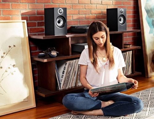Beste boekenplank speakers test
