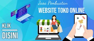 Jasa Pembuatan Toko Online