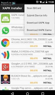 تحميل تطبيق XAPK Installer مجانا