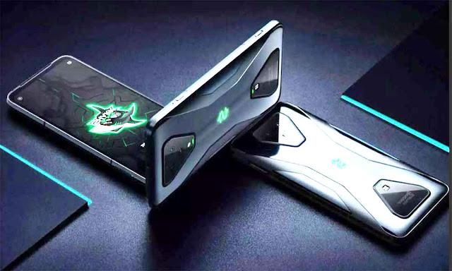 هاتف Black Shark 4  من شركة شاومي سيأتي بشحن سريع 120W