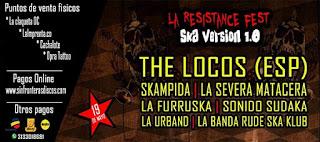 POS La Résistance Fest Ska versión 1.0