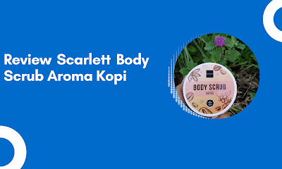 Scarlett Body Scrub Aroma Coffee Series