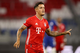 Coutinho might have a second chance under Barcelona new manager.