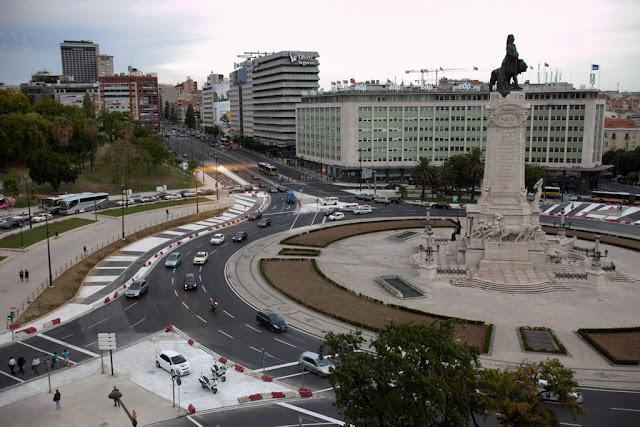 Como dirigir em Lisboa