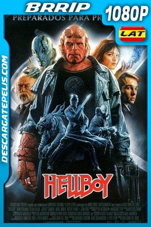 Hellboy (2004) BRrip 1080p Latino – Ingles