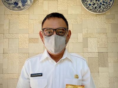 Kepala Dinas Perdagangan Provinsi NTB, H Fathurrahman