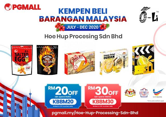 PG Mall Malaysia Online Shopping 11.11 Penang Blogger Influencer Malaysia #barangbaikbarangkita kempen beli barangan malaysia hoe hup processing