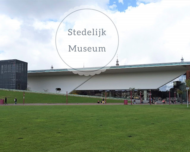 Lo Stedelijk museum di Amsterdam