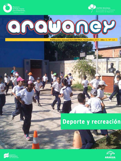 Revista ARAWANEY N° 12
