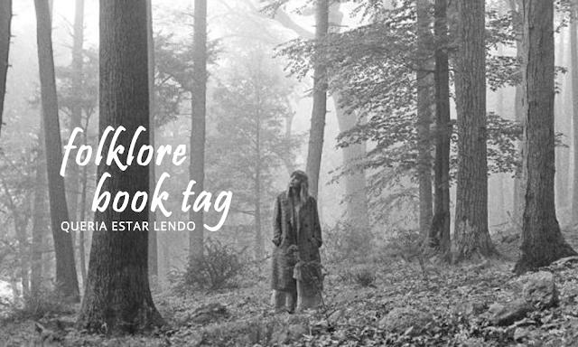 Folklore Book Tag
