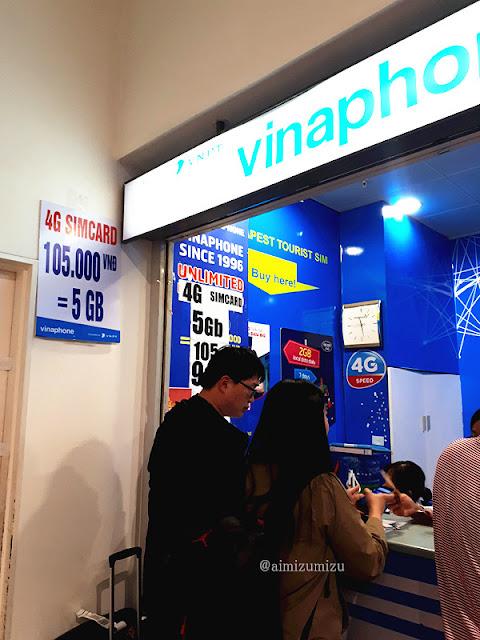 Simcard Murah di Vietnam