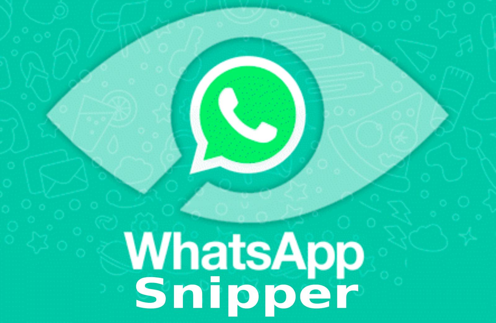 √ Download Whatsapp Snipper Apk (No Root) Versi Terbaru