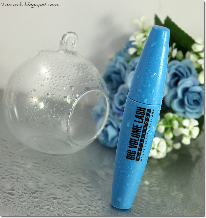 Водостойкая тушь Eveline Big Volume Lash waterproof