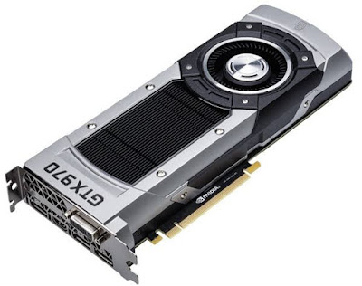 Nvidia GeForce GTX 970ドライバーのダウンロード
