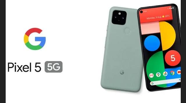 مواصفات وسعرهاتف  Google Pixel 5 - جوجل بيكسل 5