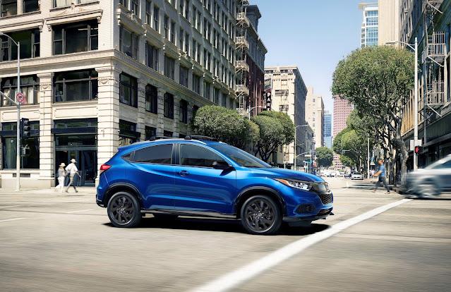2022 Honda HR-V Review