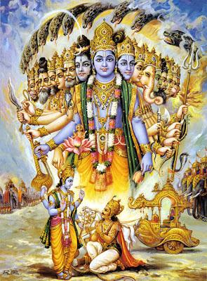 Karma yogam in Telugu bhagavad gita కర్మ యోగము (3 వ అధ్యాయం) 1