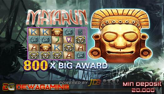 Agen Fafaslot88 Maya Run JDB