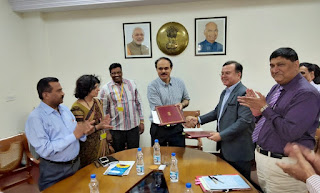 MoU signed between Ministry of MSME and NSIC