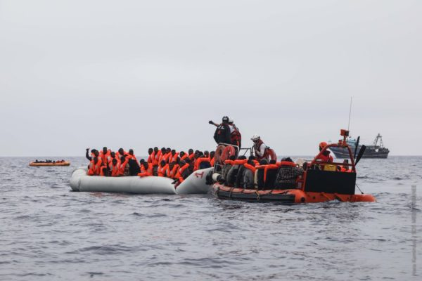 Three women, baby die after migrant boat sinks off Turkey.