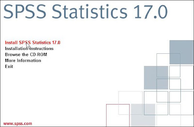 Download SPSS 17 Full Version