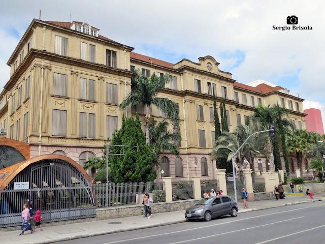 Vista ampla do Colégio Marista Arquidiocesano - Vila Mariana - São Paulo