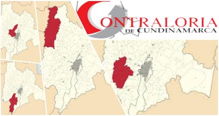 Contraloría de Cundinamarca identificó obras inconclusas por más de $97.129 millones de pesos en el