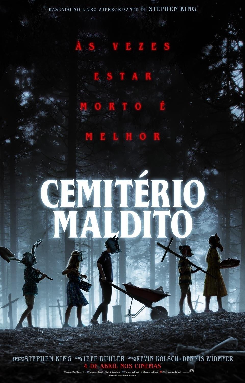 Cemitério Maldito 2019 Legendado