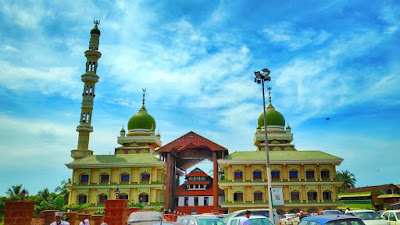 Masjid Hazrat Malik bin Dinar