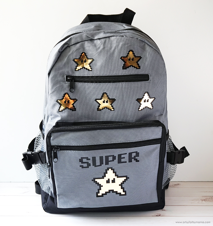Super Star Customized Backpack