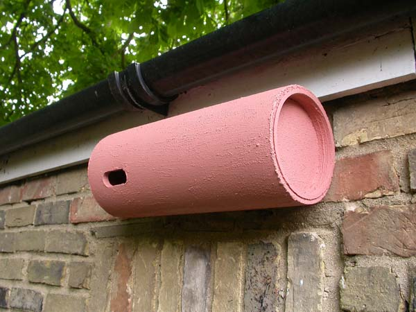 Action for Swifts: DIY Swift box designs - old
