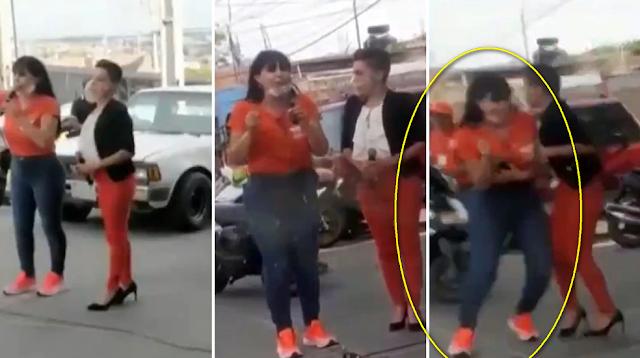 Este es el Video del momento en que Sicarios ejecutaron a Alma Rosa Barragán en Moroleón, su hijo es jefe del CJNG en 8 municipios de Guanajuato