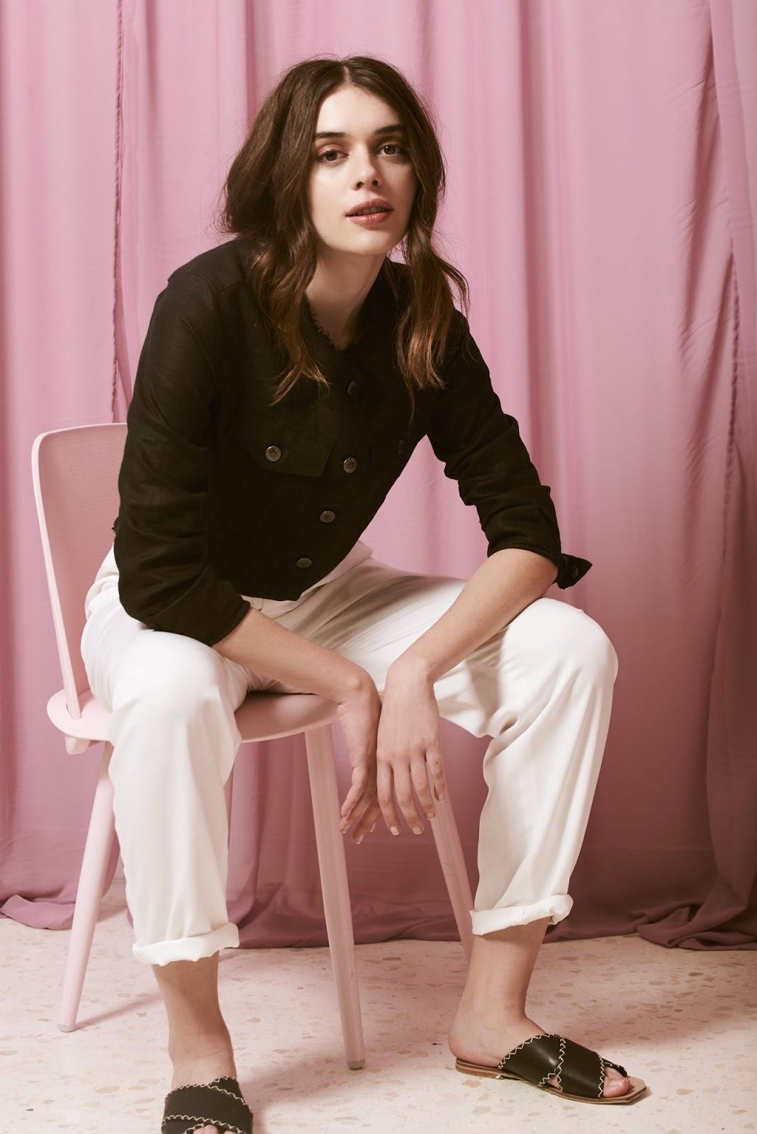 Moda verano 2020: camisas con mangas tres cuarto, blazers y pantalones de lino oxfords, palazzos, chupines y capris, shorts, faldas con volados, monos, vestidos camiseros, remeras y blusas verano 2020.