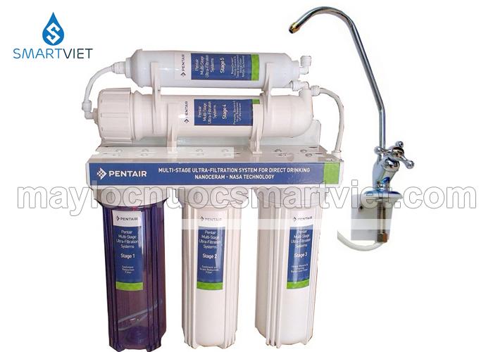 máy lọc nước tinh khiết: Vì sao máy lọc nước ro chảy nước thải liên tục