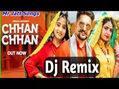 Chhan Chhan Lyrics Renuka Panwar 2021