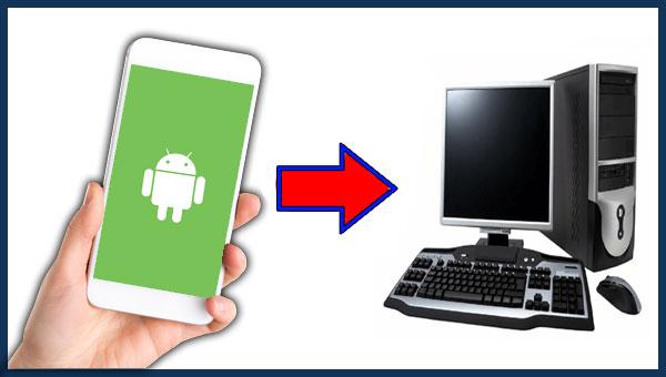كيف تحول شكل هاتفك الى حاسوب بواسطة هذا التطبيق