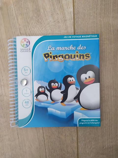 La marche des pingouins de Smart Games
