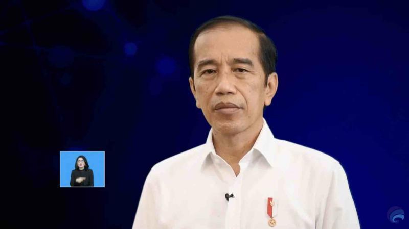 Apresiasi Peluncuran LDN, Presiden Ajak Masyarakat Tingkatkan Kecakapan Digital