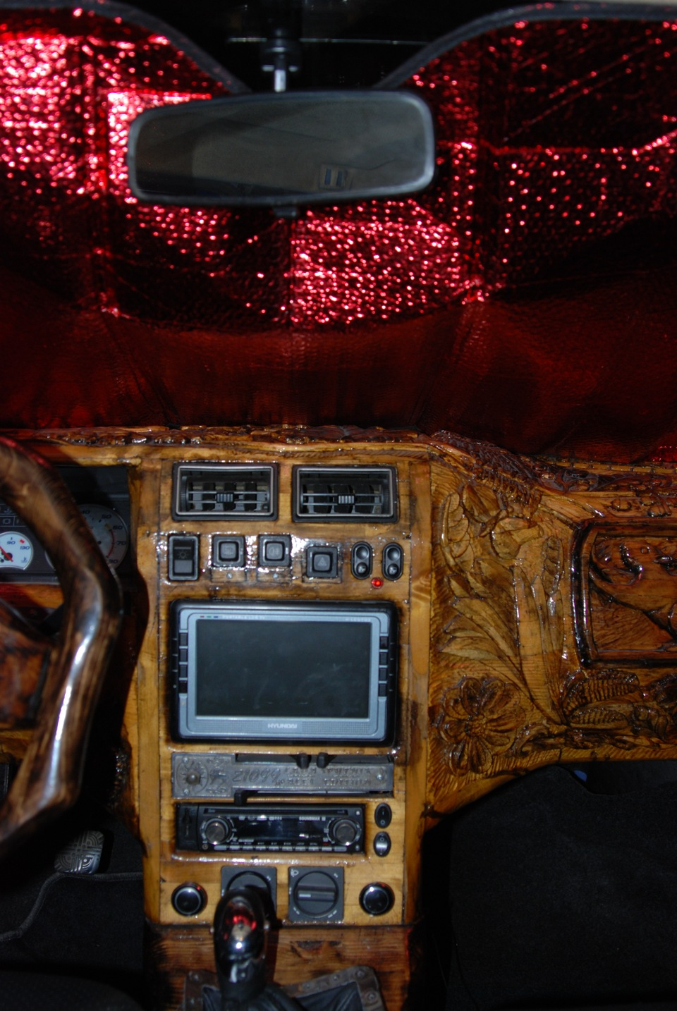 Mfs The Many Faces Of Art And Design Cool Finds Wooden Dashboard Panel Click On Pic To View Larger Image