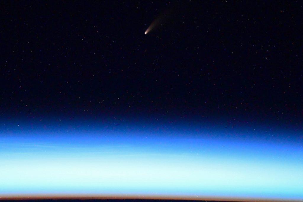 Cometa C / 2020 F3
