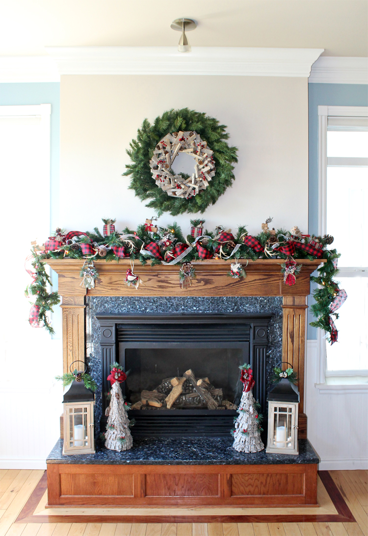 the craft patch how to make holiday garland like a pro