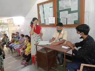 नालासोपारा आयुर्वेद मेडिकल कॉलेज में टीकाकरण की सुविधा उपलब्ध  | #NayaSaberaNetwork