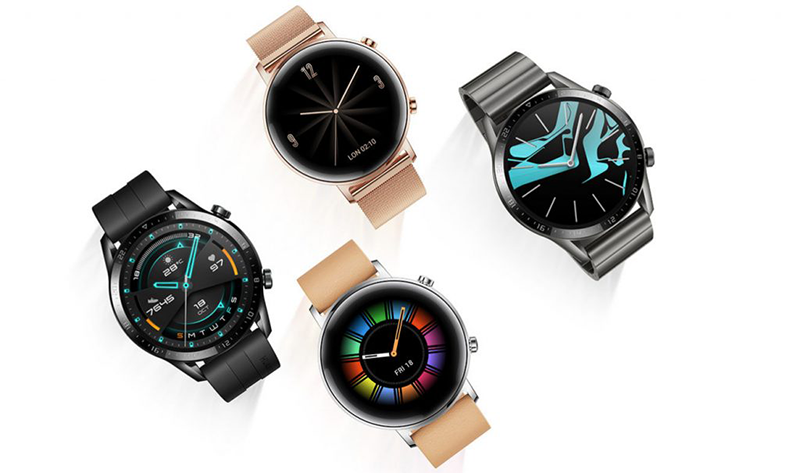 Huawei Watch GT 2 with Bluetooth 5.1 and Bluetooth calling announced