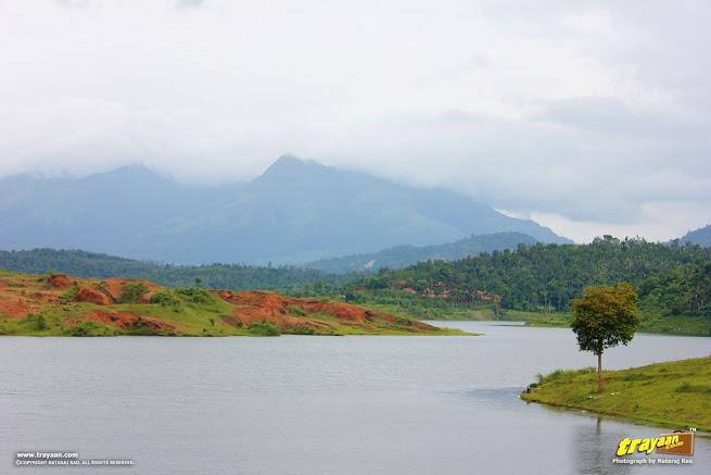 A scene from Karapuza dam in Wayanad, Kerala