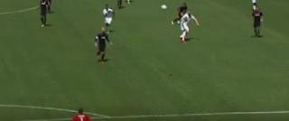 إبراهيموفيتش يسجل هدفين فى أول ظهور له مع لوس أنجلوس جلاكسي
