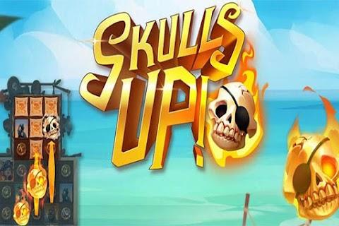 Main Slot Gratis Skulls Up (Quickspin) | 96.26% RTP