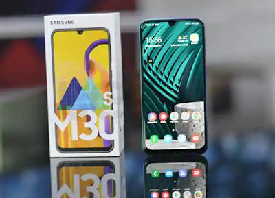 Review Samsung Galaxy M30s (6GB/128GB)