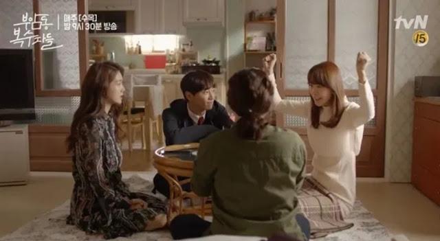 Avanger Sosial Club Drama Korea