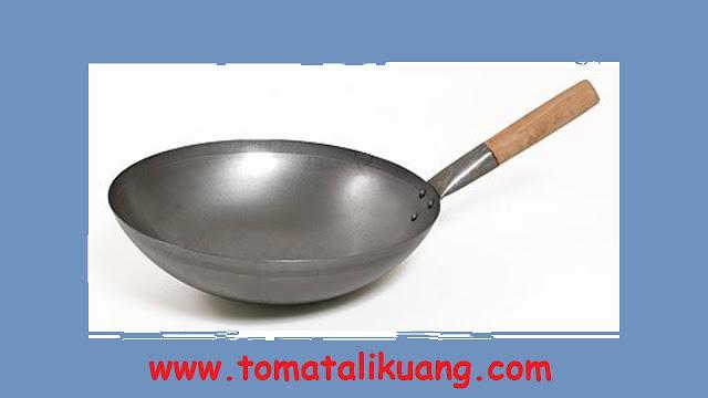 tips menggunakn wajan baru agar tidak lengket wok pan tomatalikuang.com