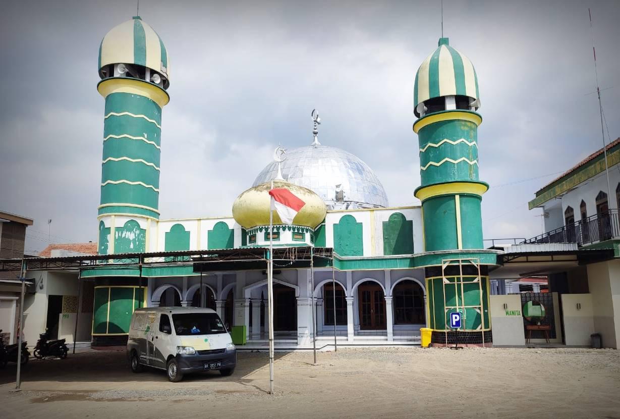 Ultah Pertama, Gombong Heritage Menyusuri Masjid Tua